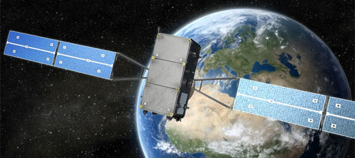 Galileo Compass GPS GLONASS im Vergleich