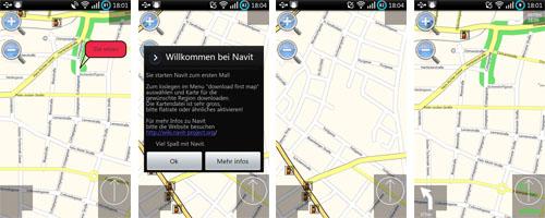 AndNav2 für Android