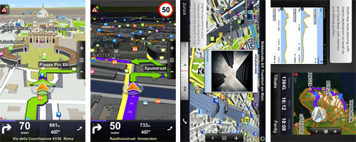 Sygic GPS Navigation für Android