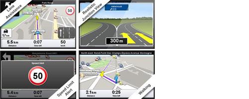 Wisepilot GPS-Navigator für Android