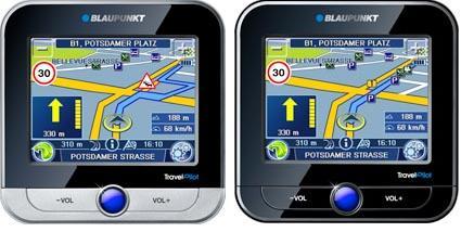 Blaupunkt TravelPilot 100/200