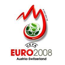 Fußball EM 2008 Logo