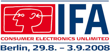 IFA 2008 Logo