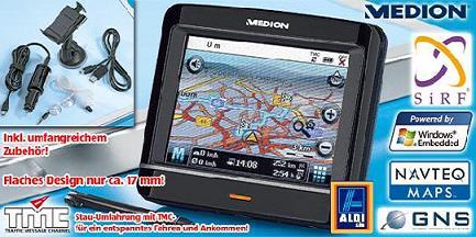 MEDION GoPal E3230