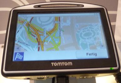 TomTom Go 630 Traffic