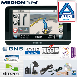 Medion GoPal E4430