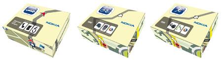 Nokia Navi Pakete