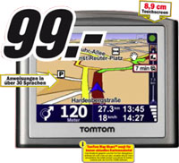 tomtom one xl t europe bei media markt f r 139 euro. Black Bedroom Furniture Sets. Home Design Ideas