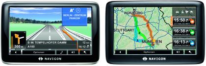 Navigon Navigationssysteme
