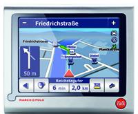 Falk M6 Navigationssystem