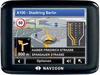 Navigon 1210 Testsieger
