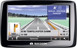 Navigon 21 max Limited Edition