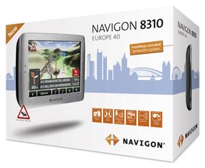 Navigon 8310