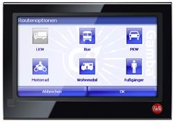 Falk F12 LKW Navigation