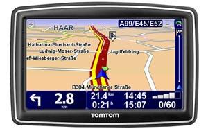 TomTom XXL IRQ Europe Traffic