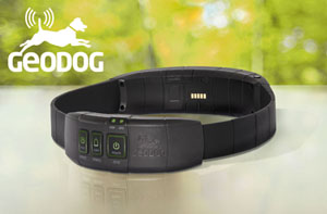 GeoDog GPS Hundehalsband