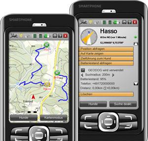 GeoDog Handy Software