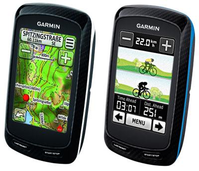 Garmin Edge Fahrrad Computer