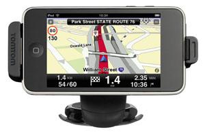 TomTom Car Kit Halterung für iPhone & iPod touch