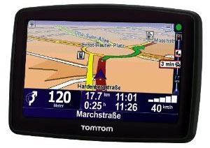 TomTom XL CE Traffic Black Edition