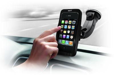 Bury Motion Autohalterung für iPhone