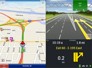 ALK CoPilot Live v8 Truck Navi Software