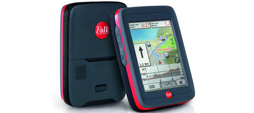 Falk IBEX - Outdoor Navi