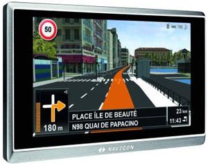 Navigon 8410 Premium & 8450 Live Premium