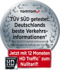 TomTom HD-Traffic 15 Länder