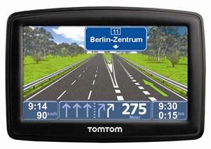 TomTom Start XL Europe & CE Traffic