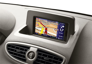 tomtom sanyo navigation im neuen mazda 5. Black Bedroom Furniture Sets. Home Design Ideas