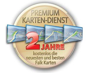 Falk Premium Kartenupdate