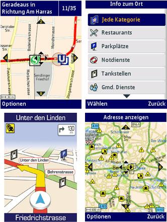 Telmap Navigator für webOS