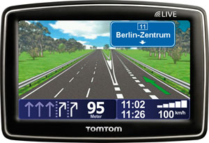 TomTom XL Live Europe Style Edition