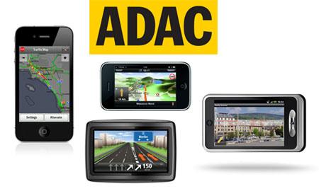 ADAC Navi Test