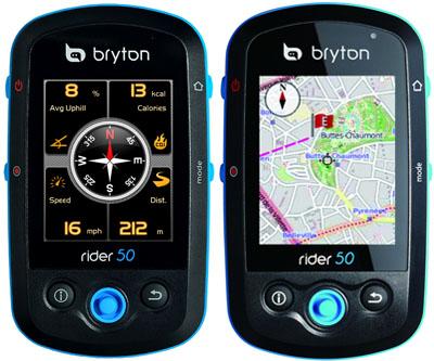 Bryton Rider50 Trainer