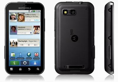 Motorola Defy Outdoor