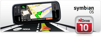 Ndrive 10 Symbian