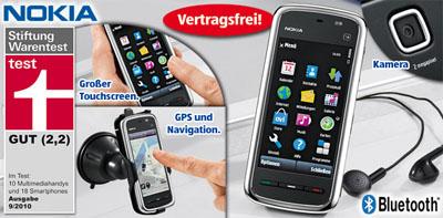 Nokia 5230 bei Aldi-Süd