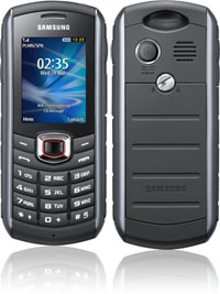 Samsung B2710 X-treme Edition Outdoor Handy