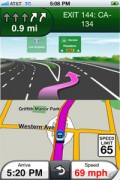 Garmin Streetpilot App