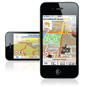 iGo Primo iPhone App
