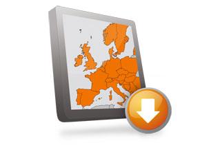 Navigon Kartenupdate Q1 2011