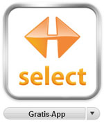 Navigon select Telekom Edition für iPhone
