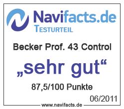 Becker Professional 43 Control Testurteil