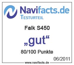 Falk S450 Testurteil
