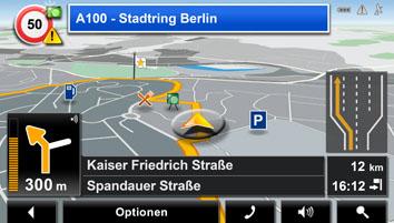 Navigon Radar Info