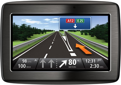 TomTom Via 120 Europe & CE Traffic