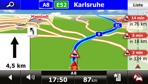 Falk Navigator 12 Software