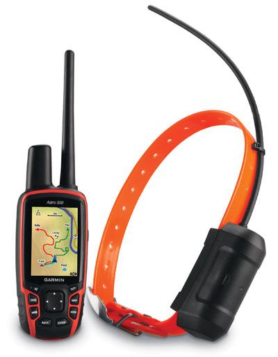 Garmin Astro 320 - GPS-Hundehalsband + GPS-Gerät
